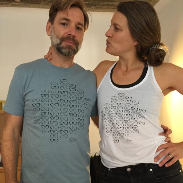 Anna Katt T-Shirt Skymning