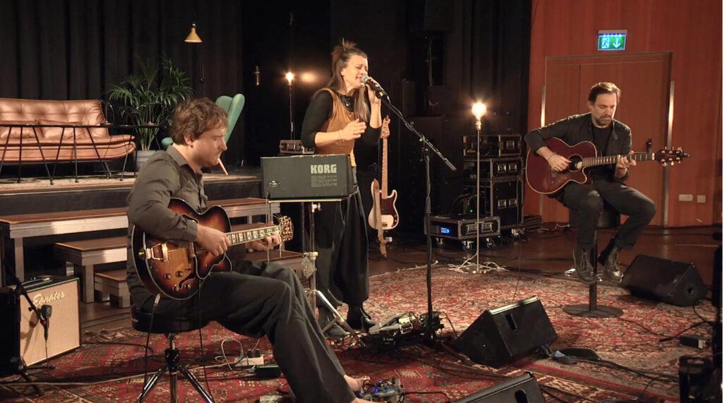 Anna Katt - Couch Konzert